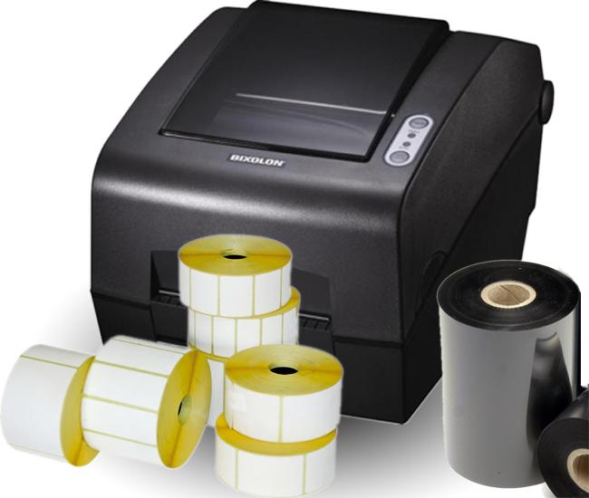 Vendita Stampanti Termiche, Etichette e TTR